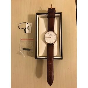 Daniel Wellington 'Classic St. Andrew Lady' Watch
